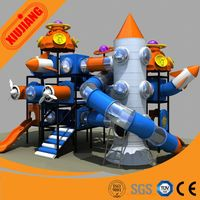 CE approved soft foam kids used indoor playground equipment sale