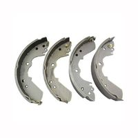 brake shoes for IRAN market