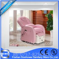Doshower DS-W22 wholesale pedicure chairs with fliber glass bowl thumbnail image