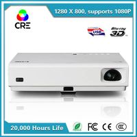 Mini dlp laser 3D projector