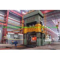 oil hydraulic forging press