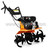 196CC 4 Stroke Electric Start Garden Tiller CE Approval