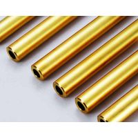 Brass Bar/Rod/Tube/Pipe Riveting Material C360000 CNC Part