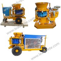 LZ-9 Dry-mix Shotcrete Machine