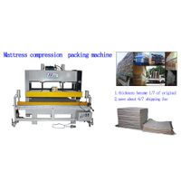China NaiGu mattress compression packing machine