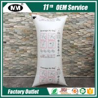 1200mm1800mm factory outlet wholesale container dunnage air bags FIBC container bag