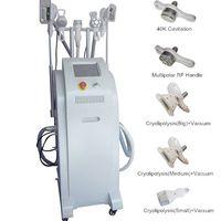 3 Cryo handles Cryolipolysis Fat Freezing Weight Loss Slimming Machine