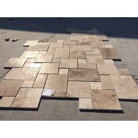 travertine floor tile brick mosaic tile