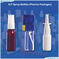Xinjitai Plastic Spray Bottle for Pharmaceutical and Cosmetics Application