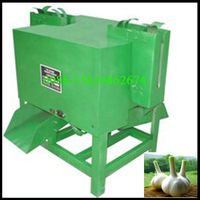 Fresh Garlic Root Cutting Machine