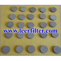 Sintered Circular Filter Disc thumbnail image