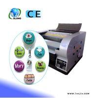 8 Color 3D Effect Digital Metal UV Printer thumbnail image