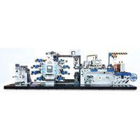 Multi Colors Rotary Letterpress Printing Machine (8 colors) - 340mm
