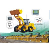 Electronic Wheel Loader Scale/Weighing System of Loading Machine/ onboard weighing loader scale