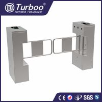 Turboo LV328:Swing turnstile, swing barrier gate,good quality barrier gate for sale