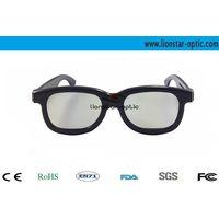 Plastic Chromadepth Polarized 3d glasses LS01CH thumbnail image