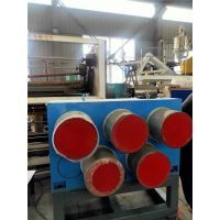 Extrusion 37kw Deep Screw PP PET Strap Production Line