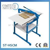 Fabric Sample Cutting Machine Hand Type (ST-HSCM) thumbnail image