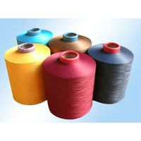 Colored DTY Polyester Yarn Triangle Bright Chinaese Manufacturer good quality and cheap price