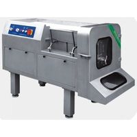 ST-550 meat diced machine, cube meat cutting machine, beef diced machine, pork diced machine, frozen thumbnail image