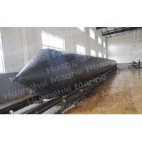 Giant Steel Cofferdam Heavy caisson moving rubber airbag