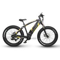 SOBOWO Q7-6-1 750W/1000W Big Power Bafang Mid Motor Electric Bicycle thumbnail image