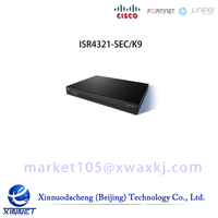 ISR4321-SEC/K9 Cisco ISR 4321 Sec bundle w/SEC license