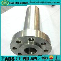 ASNI/ASME Standard Stainless Steel Long Weld Neck Flange