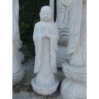 Ksitigarbha sculpture