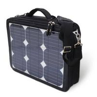 17.5W Solar Laptop Bag with Solar Panel Laptop Charger thumbnail image