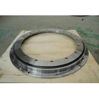 ball or roller type slewing ring bearing used on wind turbine, 50Mn slewing bearing