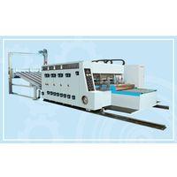 carton flexo printing and slotting machine thumbnail image