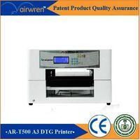 Digital DTG t shirt garment ink-jet printer AR-T500