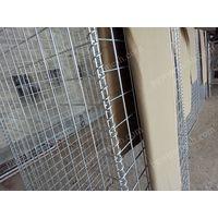hesco barrier system army/ standard hesco bastion barrier/hesco barrier bag