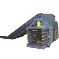 1250Full Automatic horizontal bale with160ton Pressure of cylinder