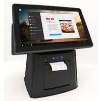 Best-selling android pos system with 58mm thermal printer pos system for supermarket