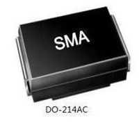 Transient Voltage Suppressor SMAJ5.0--440CA 400W Do-214AC Case TVS Chip Diode