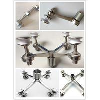 304.316 precision casting glass clamp