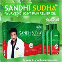 SANDHI SUDHA PLUS HERBAL JOINT PAIN RELIEF OIL