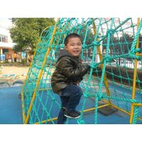 nylon climbing rope net