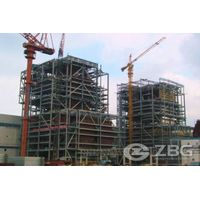 ZG power station circulating fluidized bed boiler