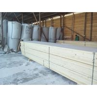 Sawn timber (edged boards from pine and spruce)