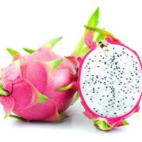 Vietnam white and red flesh dragon fruit