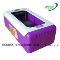 steel core automatic shoe cover dispenser