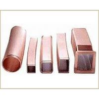 copper mould tube for steel plant