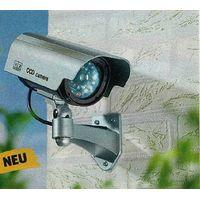 hot!!! hot!!! Solar Dummy CCTV Camera