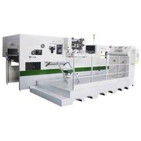 Automatic Foil Stamping & Die-Cutting Machine thumbnail image
