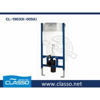 Wall Hung Toilet Accessories Concealed Cistern Flush Mechanism Water Tank TURKISH BRAND CLASSO CL-19