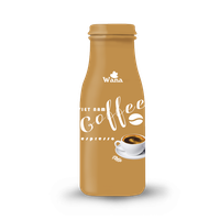 New Espresso Coffee in Glass Bottle 300ml
