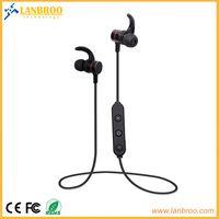 Magnetic Sensor Switch Bluetooth Earphone